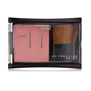 Maybelline Fit Me! Blush, #302 Deep Rose