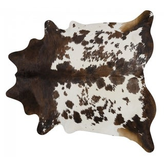 Pergamino Tricolor Exoctic Cowhide Rug XL - N/A