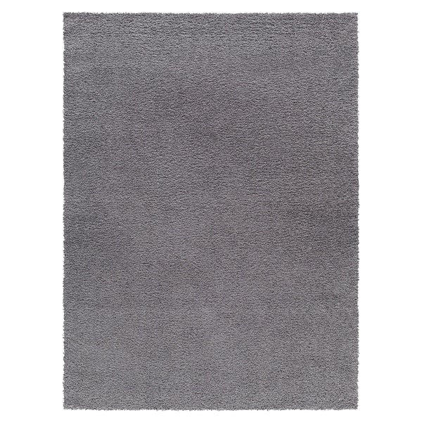 Mod-Arte Platinum Shag Collection, PS01 - 7'8x10'2