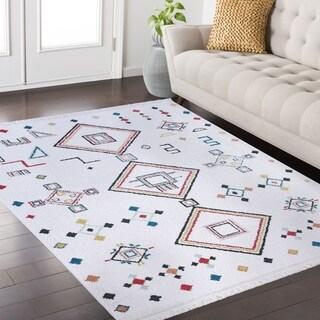 Phil Fez Collection White area rug - multi