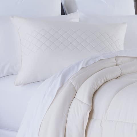 Tommy Bahama AquaLoft Hypoallergenic Squishy Gel Pillow - White