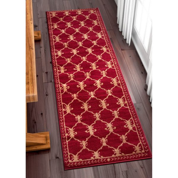 Well Woven Eastgate Transitional Trellis Runner Rug - 2' x 7'3""