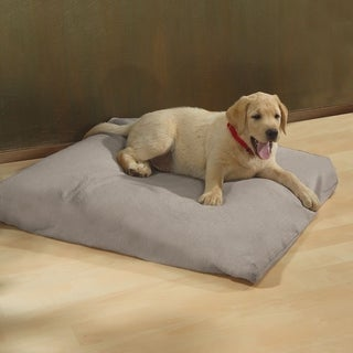 Small Natural Rubber Pet Bed for pets up to 40 lbs.