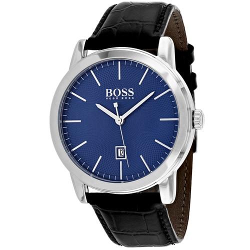 Shop Hugo Boss Men s Classic Watches - Free Shipping Today - Overstock.com  - 19873711 09f261b594df