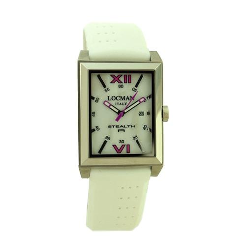 Locman Men's 241MOPFX1WH Classic Watches (Classic Beige),...