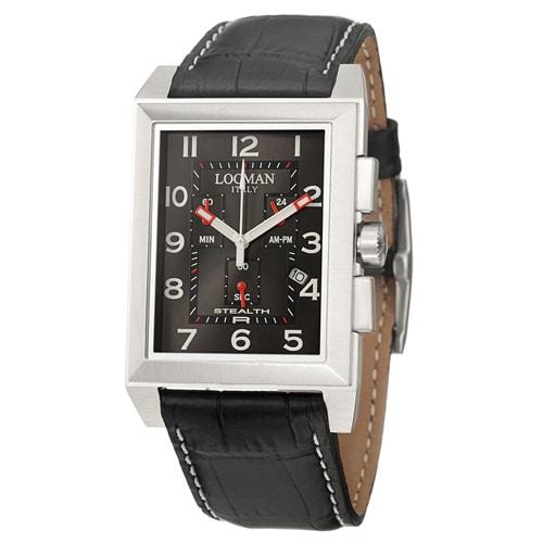 Locman Men's 242BK2BK Classic Watches (Classic Black), Si...