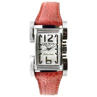 Locman Men's 502AG-RDOS Classic Watches
