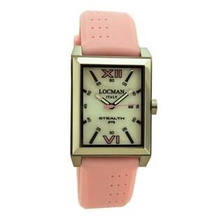 Locman Women's 241MOPPK1PK Classic Watches