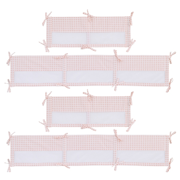 Carters - Woodland Meadow - Secure-Me Crib Liner