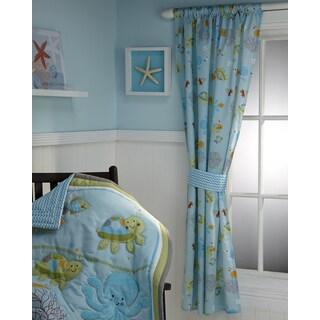 Little Bedding Ocean Dreams Window Panel