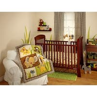 Little Bedding Jungle Dreams 3pc Bedding Set
