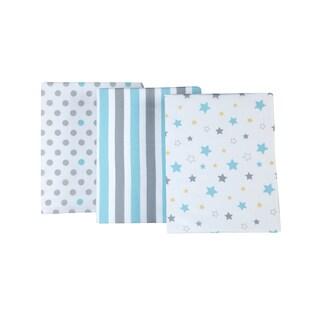 Little Bedding Twinkle Twinkle 3pk crib sheets