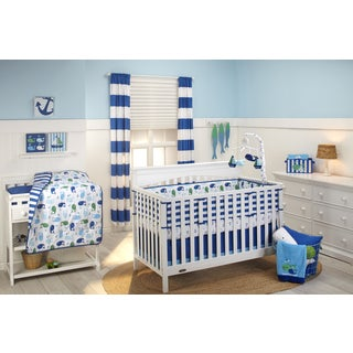 Little Bedding -Splish Splash 3pc Bedding Set
