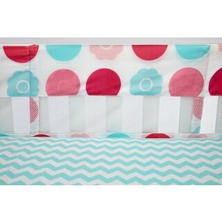 Little Bedding Tickled Pink Sec Me Liner