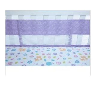 Little Love Adorable Orchard Crib Liner