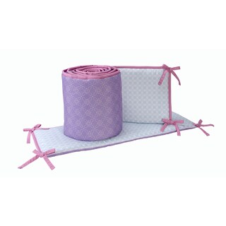 Little Love Adorable Orchard Traditional Padded Bumper