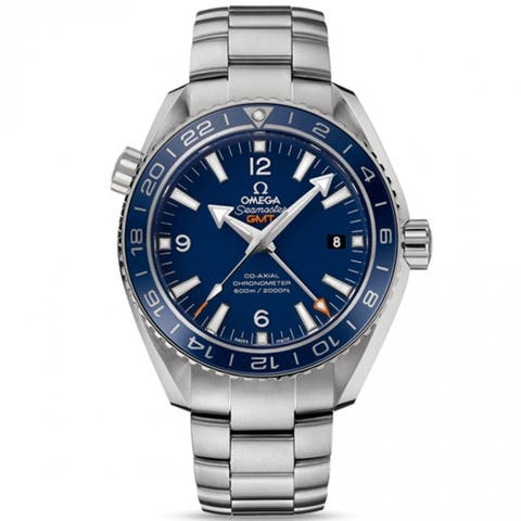 Omega Seamaster Automatic Blue Dial Watch