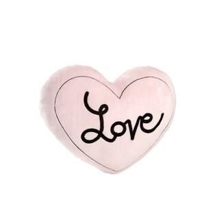 Little Love Hugs & Kisses Plush Pillow