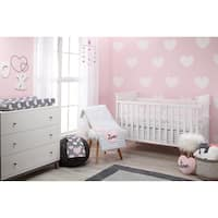 Shop My Baby Sam Olivia Rose 3 Piece Crib Bedding Set