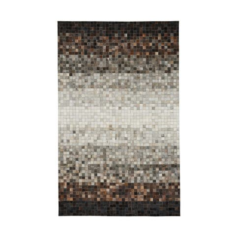 Capel Rugs Butte-Cubes Casual Flat Woven Rugs