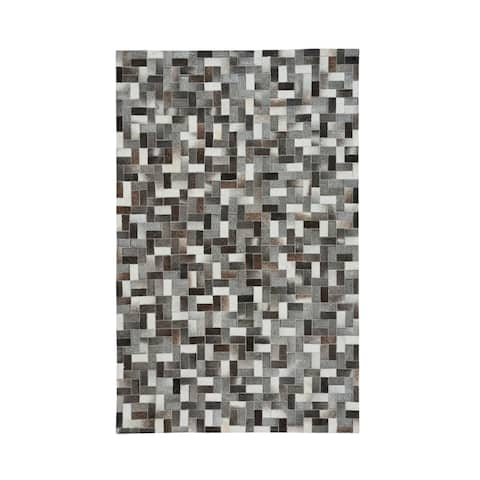 Capel Rugs Butte-Patchwork Casual Flat Woven Rugs