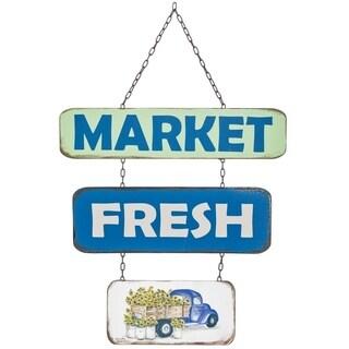 Market Fresh Sign