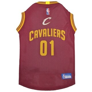 Cleveland Cavliers Dog Jersey Extra Small