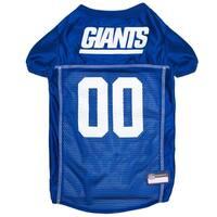 New York Giants Dog Jersey Medium