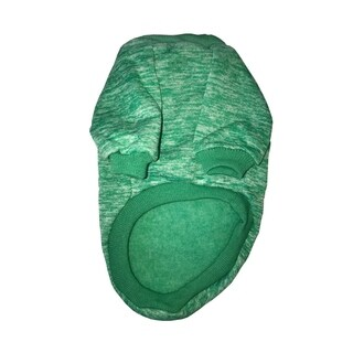Heathered Tee Green Extra Small