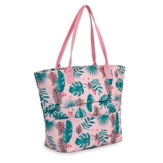 J World New York LOLA Lunch Bag PALM LEAVES