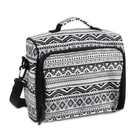 J World New York CASEY Lunch Bag TRIBAL