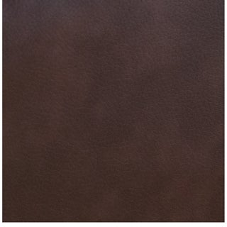 CorLiving Lea Chocolate Brown Bonded Leather Reclining Sofa