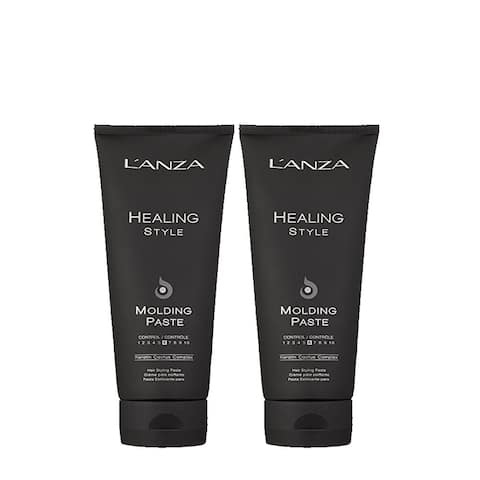 L'ANZA Healing Style 5.9-ounce Molding Paste (Pack of 2)