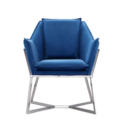 Origami Accent Armchair