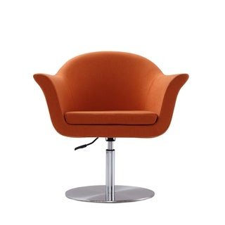 Link to Voyager Swivel Adjustable Accent Chair Similar Items in Accent Chairs