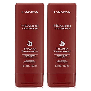 L'ANZA Healing ColorCare 5.1-ounce Trauma Treatment (Pack of 2)