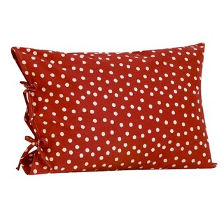 Cotton Tale Pirate's Cove Dots and Stripes Reversible 5 PC Twin Quilt Bedding Set