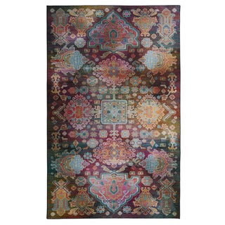 Mohawk Home Prismatic Holyoke Geometric Medallion Area Rug - 8' x 10'