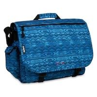 J World New York THOMAS Laptop Messenger Bag WATER MARK
