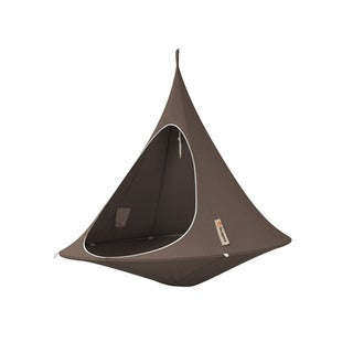 Vivere Home Garden Double Cacoon Hanging Chair
