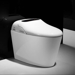 Euroto Smart Toilet 1 Piece w/ Heated European Elongated Bathroom