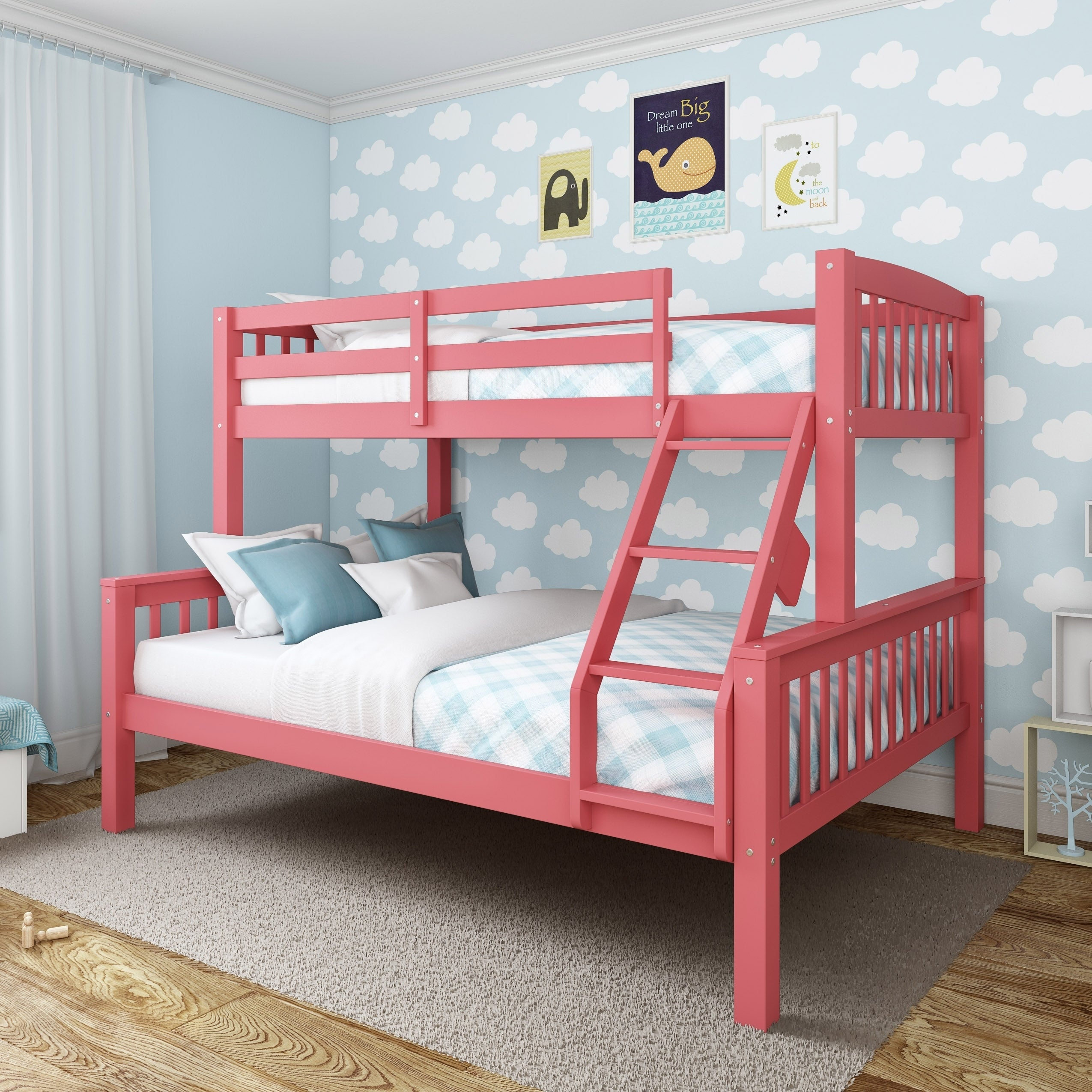 Twin Double Bunk Bed Home Ideas