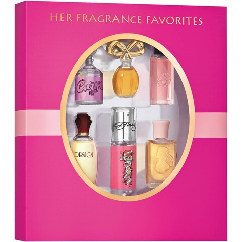 Elizabeth Arden Her Fragrance Favorites Women's 6-Piece Gift Set