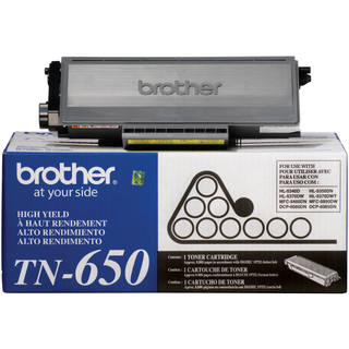 Brother TN650 Black Toner