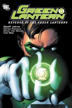 Green Lantern: Revenge of the Green Lanterns (Paperback)