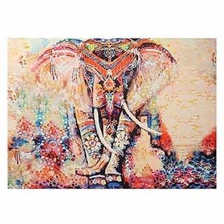 Boho Style Handmade Tapestry Wall Hanging Blanket Art Wall Decor for Living Room/Bedroom 130 X150cm