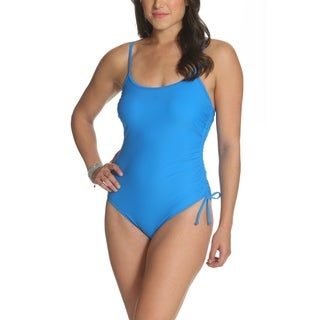 Sun and Sea Side Shirring One Piece