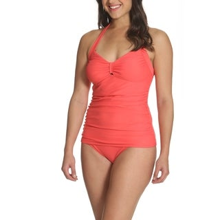 Sun and Sea Halter Tankini and Brief