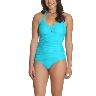 Sun and Sea Halter Tankini and Brief (5 options available)