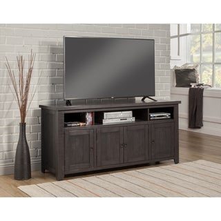 Martin Svensson Home West Mill Grey Pine 65-inch TV Stand